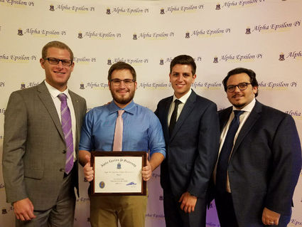 UCF's Nu Delta Chapter named top Birthright recruiter in the