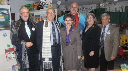 Hundreds attend annual communitywide Shabbat - Heritage Florida