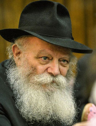 Remembering Rabbi Menachem Mendel Schneerson (1902–1994) - Heritage Florida  Jewish News