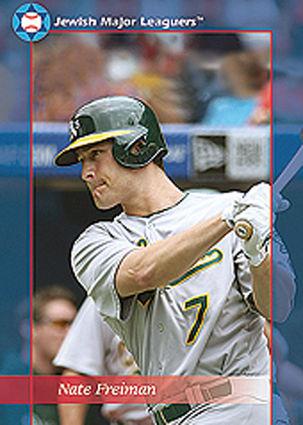 Jewish Baseball Cards Hit Home Heritage Florida Jewish News
